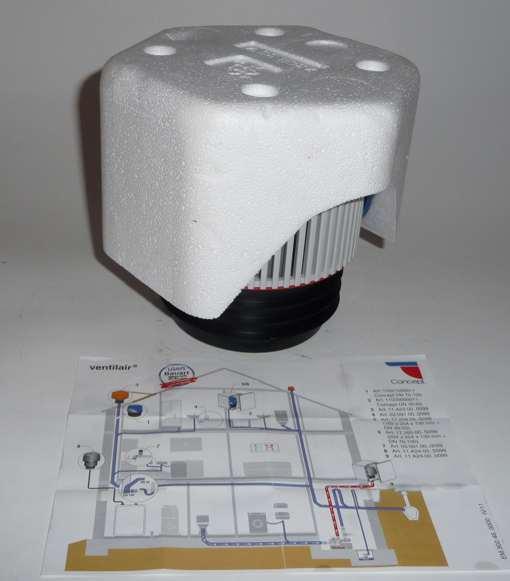 abwasser rohrbel fter abu ventilair dn 70 80 110. Black Bedroom Furniture Sets. Home Design Ideas