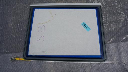 Ersatz Fenster für Wohnwagen / Wohnmobil ca.75*60