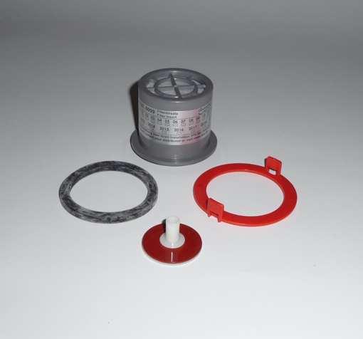 ABU Ersatzkartusche für Rohrentlüfter ventilair duplex® DN 30-50